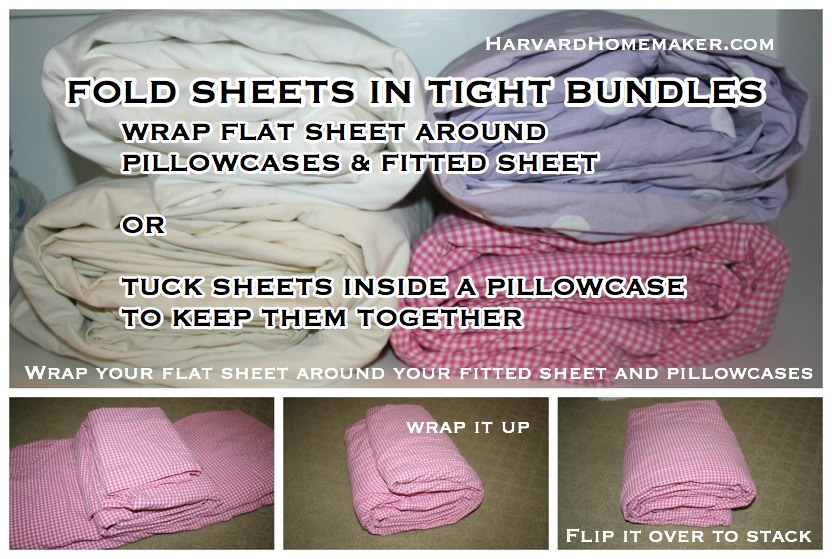 Fold Sheets in Tight Bundles