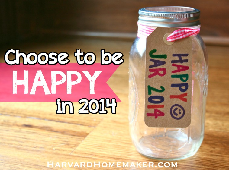 Happy Jar_Choose to be Happy_Good Things