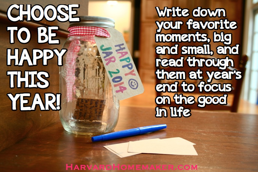 How To Teach Your Children To Be More Positive With A Happy Jar Harvard Homemaker