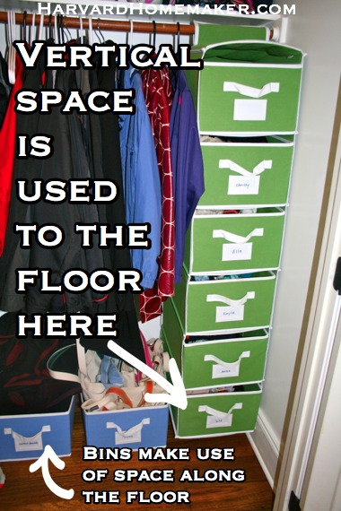 Vertical Space_use every inch