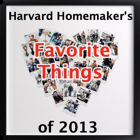 Favorite Things of 2013