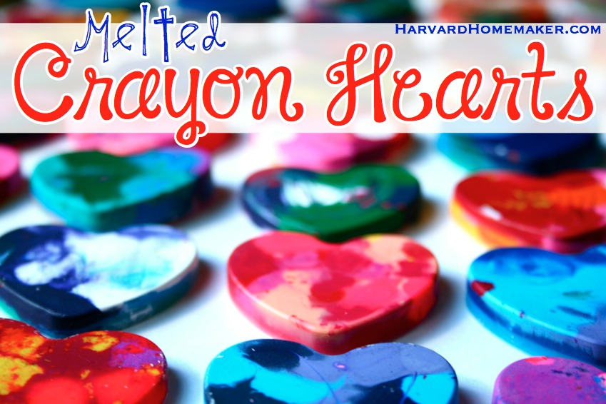 Melted Crayon Hearts_Cover