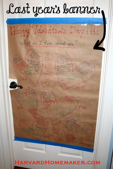 Valentine Notes_Last Year's Banner