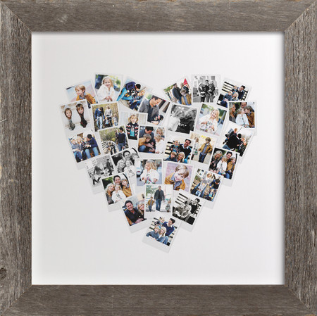 Custom Heart Collage