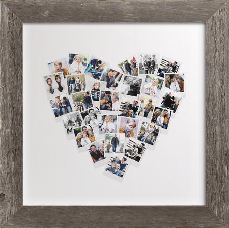 Custom Heart Collage