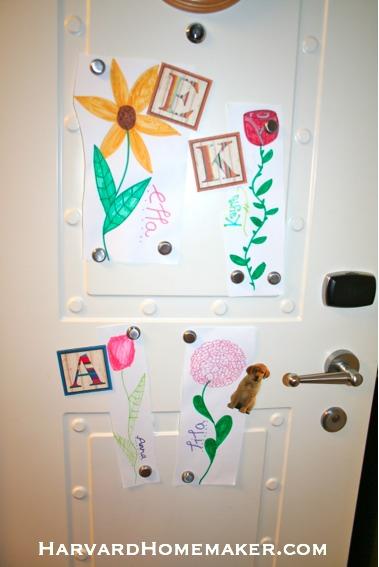 Disney Cruise Magnets for Door