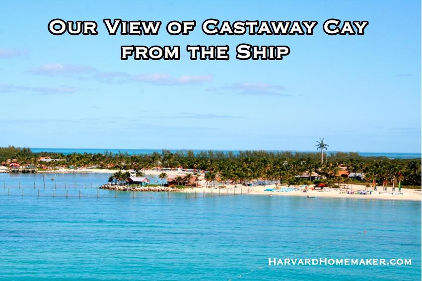 Disney Cruise_Castaway Cay