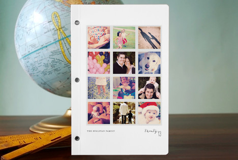 Minted Giveaway_A Year in My Life Journal
