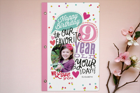 Minted Giveaway_Girls Journal