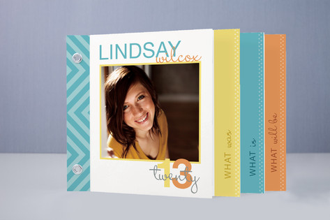 Minted Giveaway_Graduation mini book