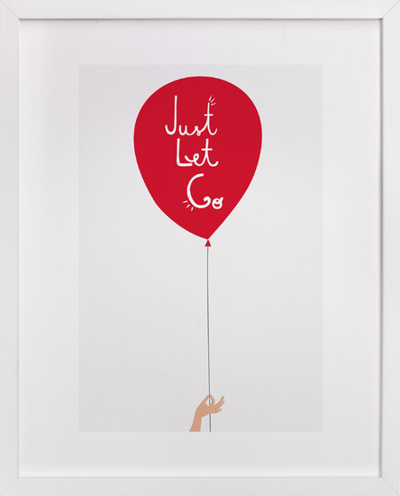 Minted Giveaway_Just Let Go Art