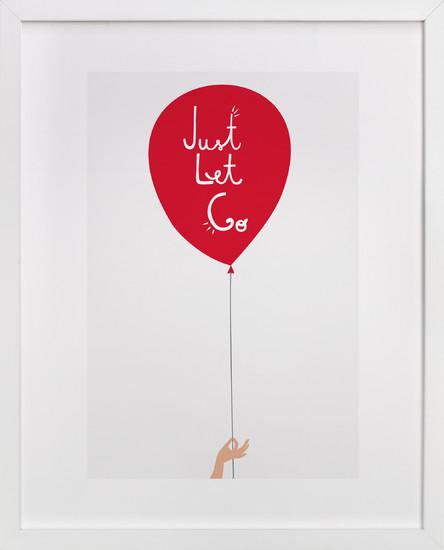Minted Giveaway_Just Let Go Art
