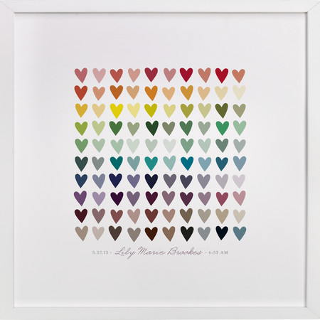 Minted Giveaway_Paper Hearts Personalized Art