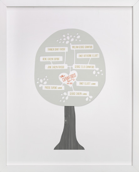 Minted Giveaway_Paper Tree Carving