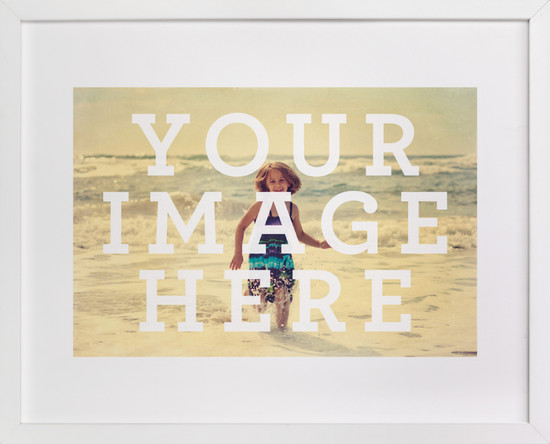 Minted Giveaway_Your Picture Framed