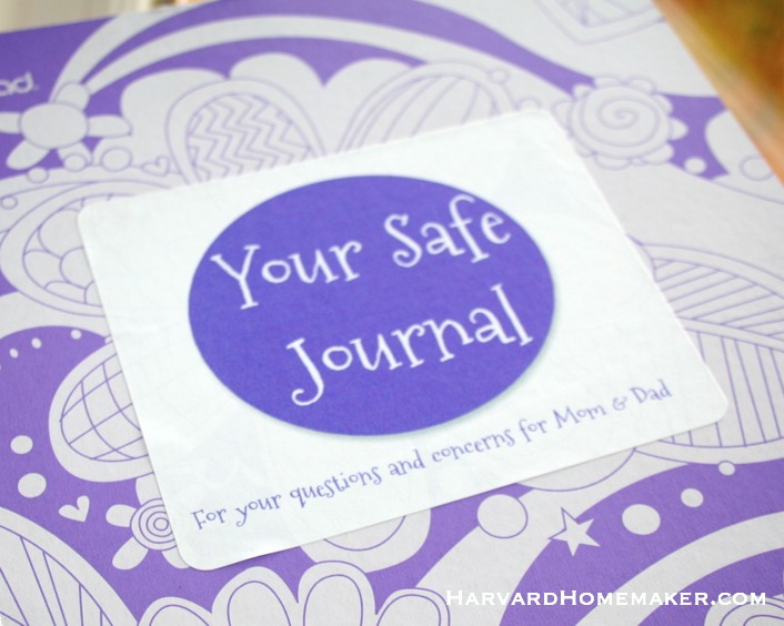 Safe Journal_Label