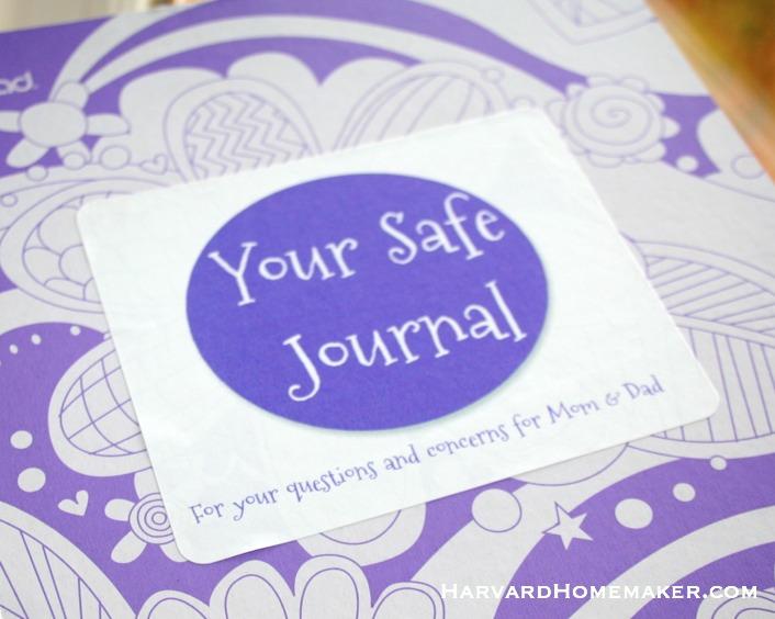 Safe Journal_Label