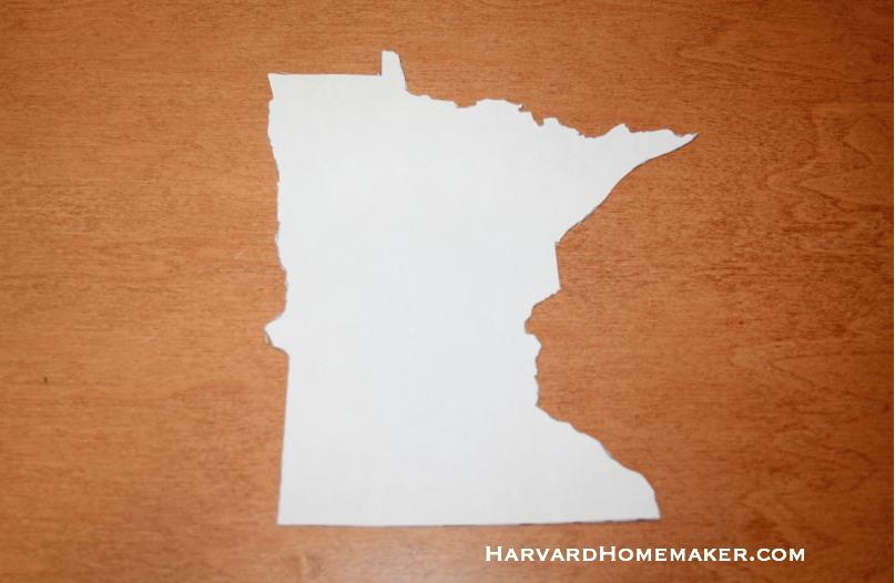 State Canvas_Minnesota Love