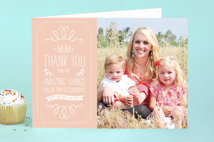 Gifts for Her_Personalized Mother's Day Card