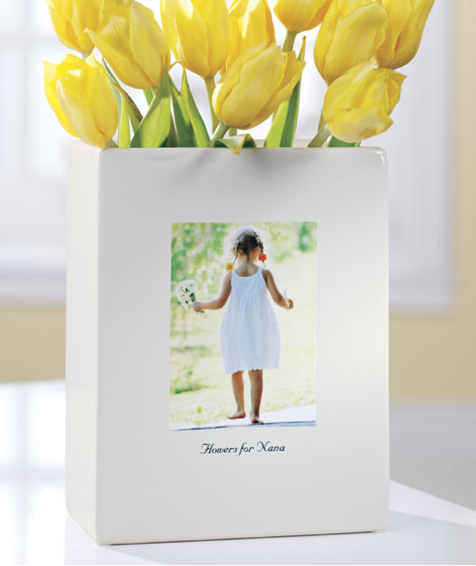 Gifts for Her_Personalized Photo Vase