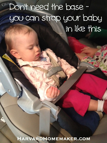 30 Smart Tips for Flying with a Baby - A Guide from a Mom of Four by Harvard Homemaker
