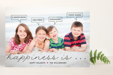 Holiday ideas_happiness is caption_Minted