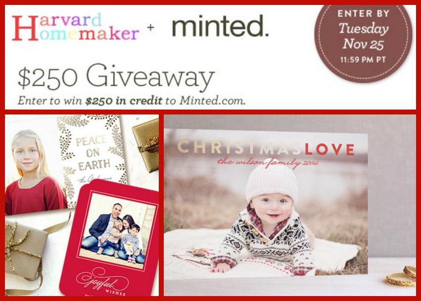 Minted Giveaway Title 2014