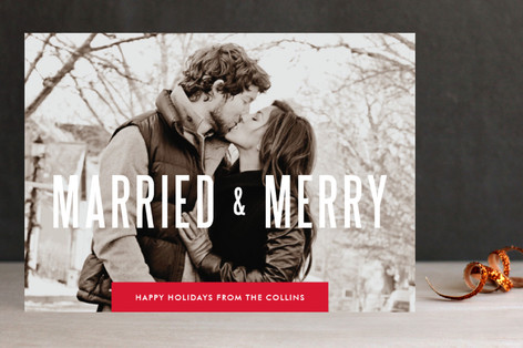 Minted Married and Merry