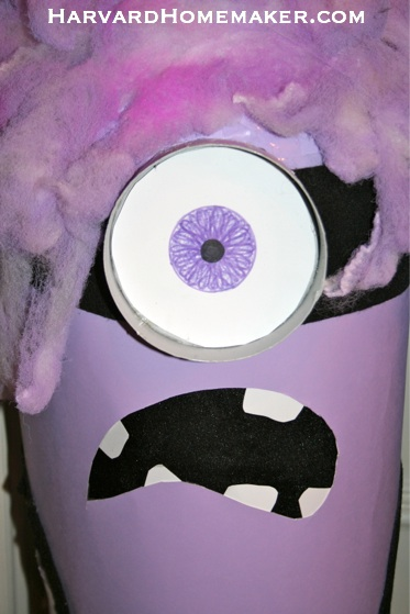 Crazy Purple Minions_Eyes