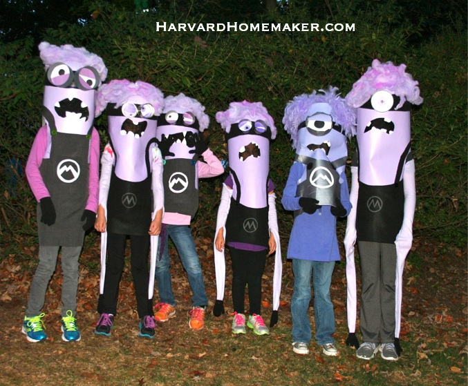 Crazy Purple Minions_Group shot